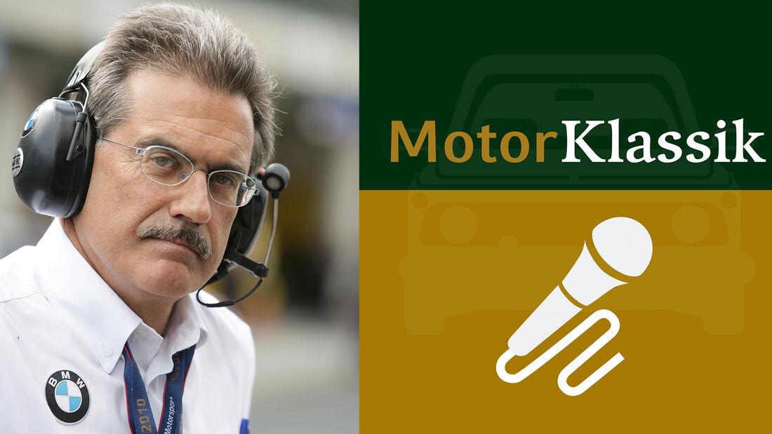 Motor Klassik trifft... Mario Theissen