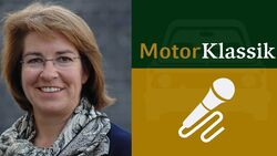 Motor Klassik trifft... Ursula Wehinger (Mercedes-Benz Museum)
