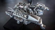 Motor Mercedes AMG GT