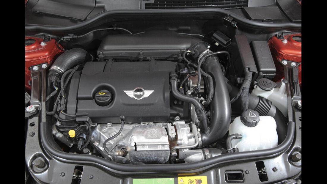 Motor Mini Cooper S Cabrio