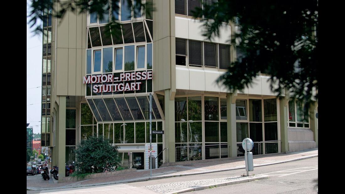 Motor Presse, Verlagshaus, Stuttgart