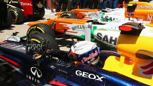 Motor Racing - Formula One World Championship - European Grand Prix - Qualifying Day - Valencia, Spain