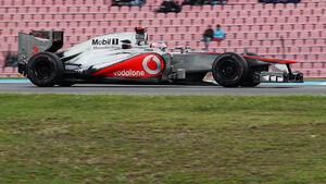 Motor Racing - Formula One World Championship - German Grand Prix - Practice Day - Hockenheim, Germany