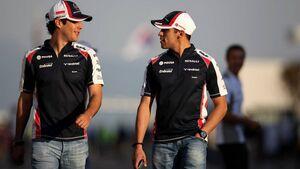 Motor Racing - Formula One World Championship - Korean Grand Prix - Practice Day - Yeongam, Korea