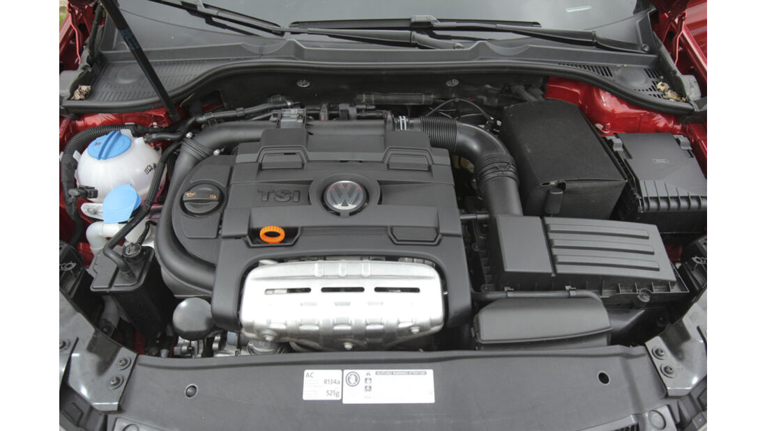 Motor VW Golf Cabrio 1.4 TSI