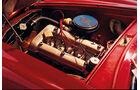 Motor der Alfa Romeo Giulia 1600 Sprint