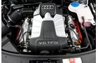 Motor eines Audi A6 Avant 3,0 TFSI