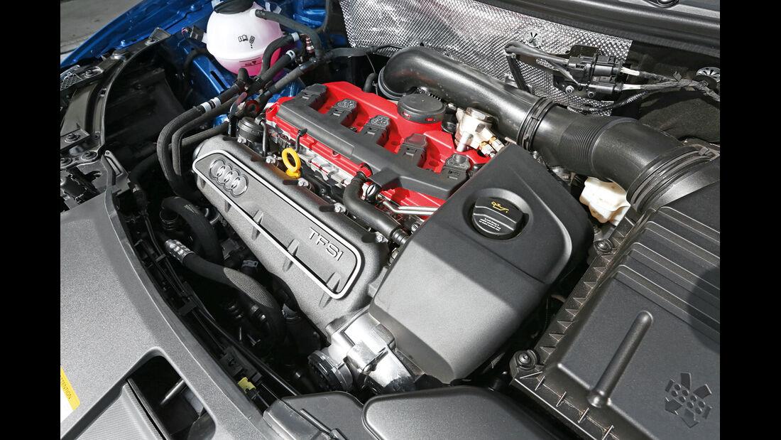 Motorenkonzepte, Audi RS Q3