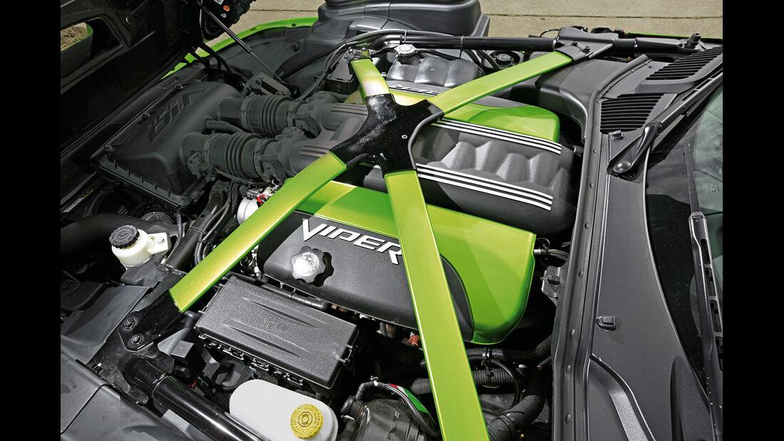 Motorenkonzepte, Dodge Viper