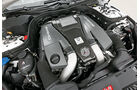 Motorenkonzepte,  Mercedes E 63 AMG