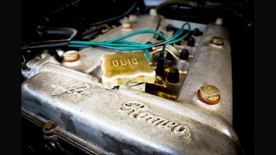 Motoröl, Einfüllstutzen