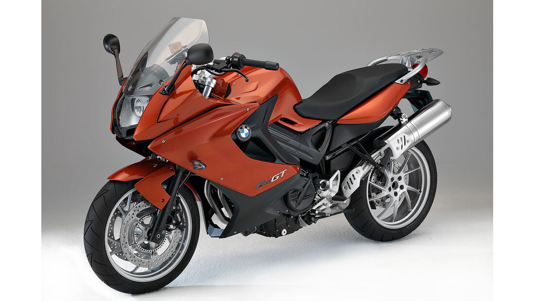 Motorrad 48 PS BMW F800 GT