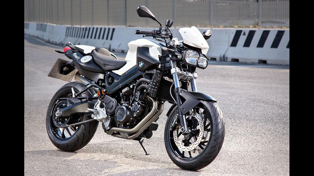 Motorrad 48 PS BMW F800 R