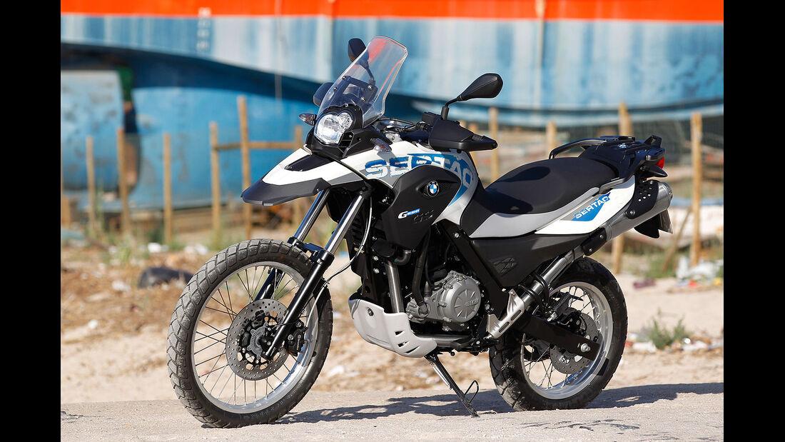 Motorrad 48 PS BMW G 650 GS Sertao