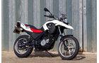 Motorrad 48 PS BMW G 650 GS