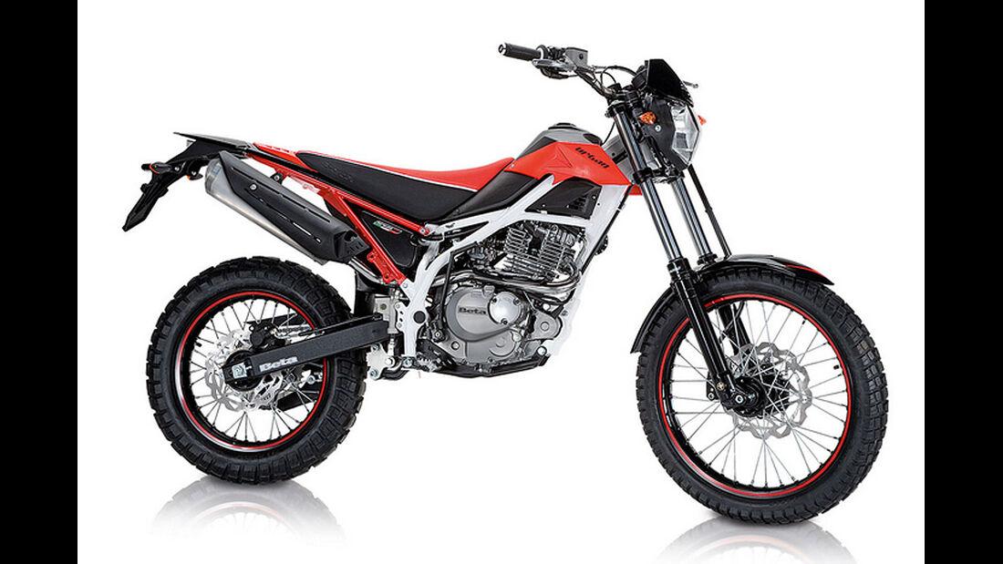 Motorrad 48 PS Beta Urban 200 Special