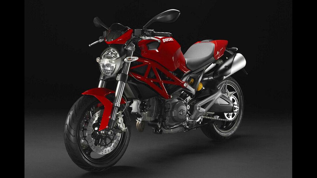 Motorrad 48 PS Ducati Monster 696