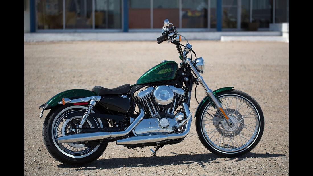 Motorrad 48 PS Harley-Davidson Sportster