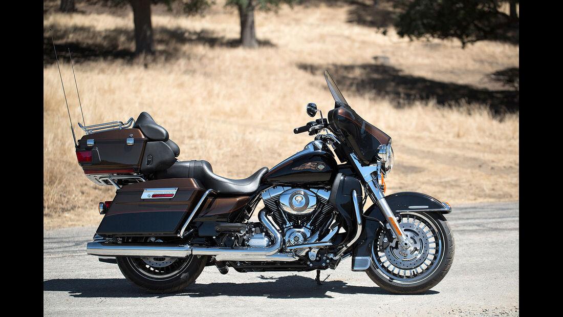 Motorrad 48 PS Harley-Davidson Touring