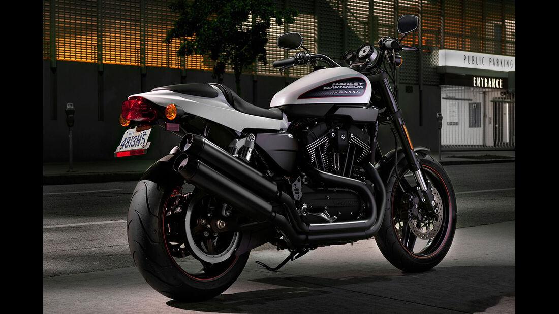 Motorrad 48 PS Harley-Davidson XR 1200