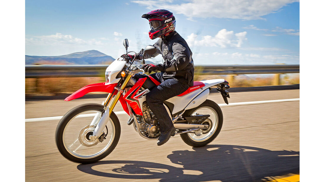 Motorrad 48 PS Honda CRF 250L