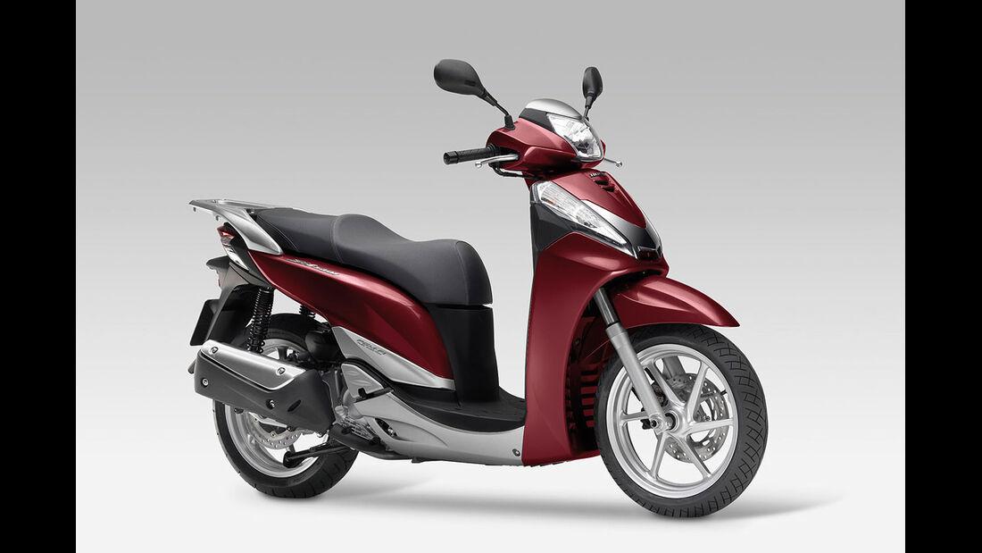 Motorrad 48 PS Honda Honda SH 300i