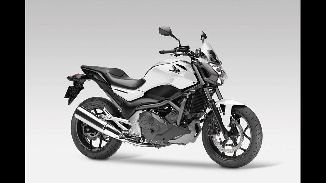 Motorrad 48 PS Honda NC 700S