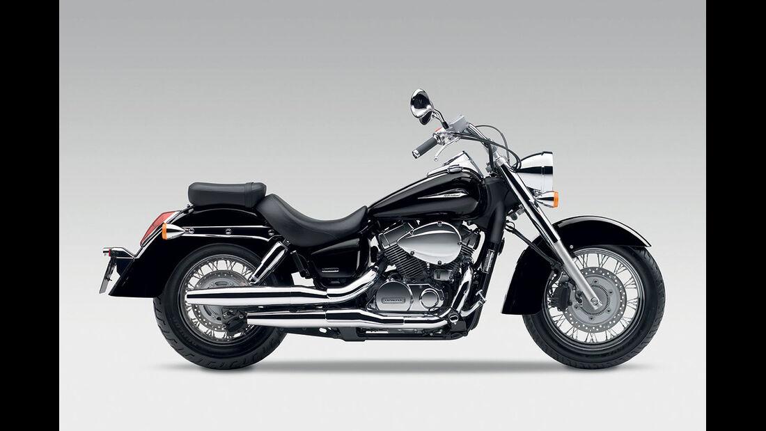 Motorrad 48 PS Honda Shadow VT750CS ABS
