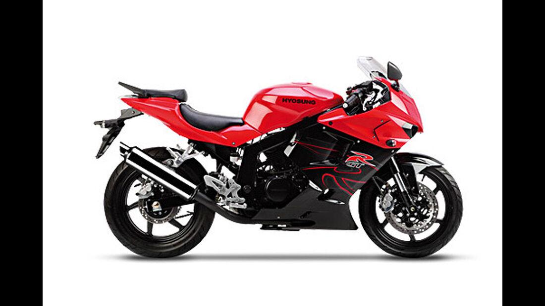 Motorrad 48 PS Hyosung GT 250i  R
