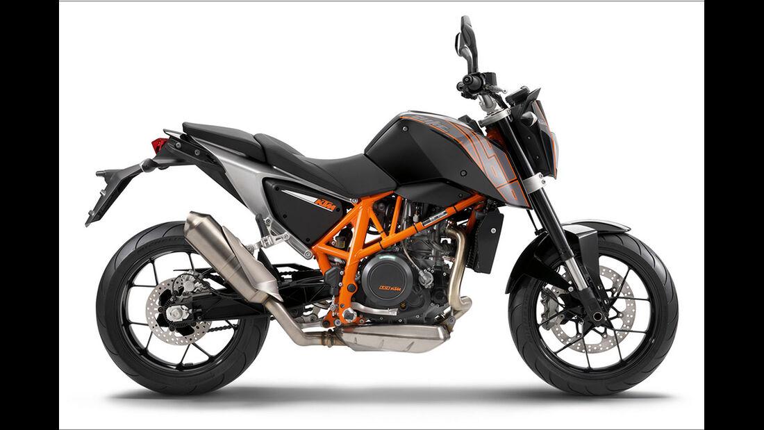 Motorrad 48 PS KTM 690 Duke