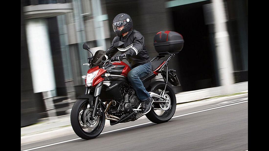 Motorrad 48 PS Kawasaki ER6-n