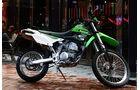 Motorrad 48 PS Kawasaki KLX 250