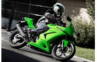 Motorrad 48 PS Kawasaki Ninja 250R