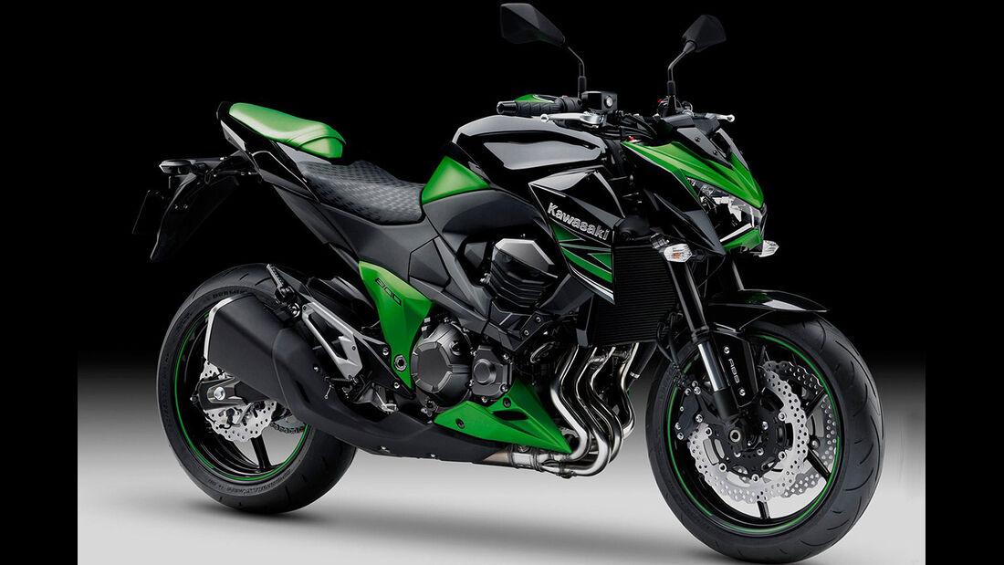 Motorrad 48 PS Kawasaki Z800