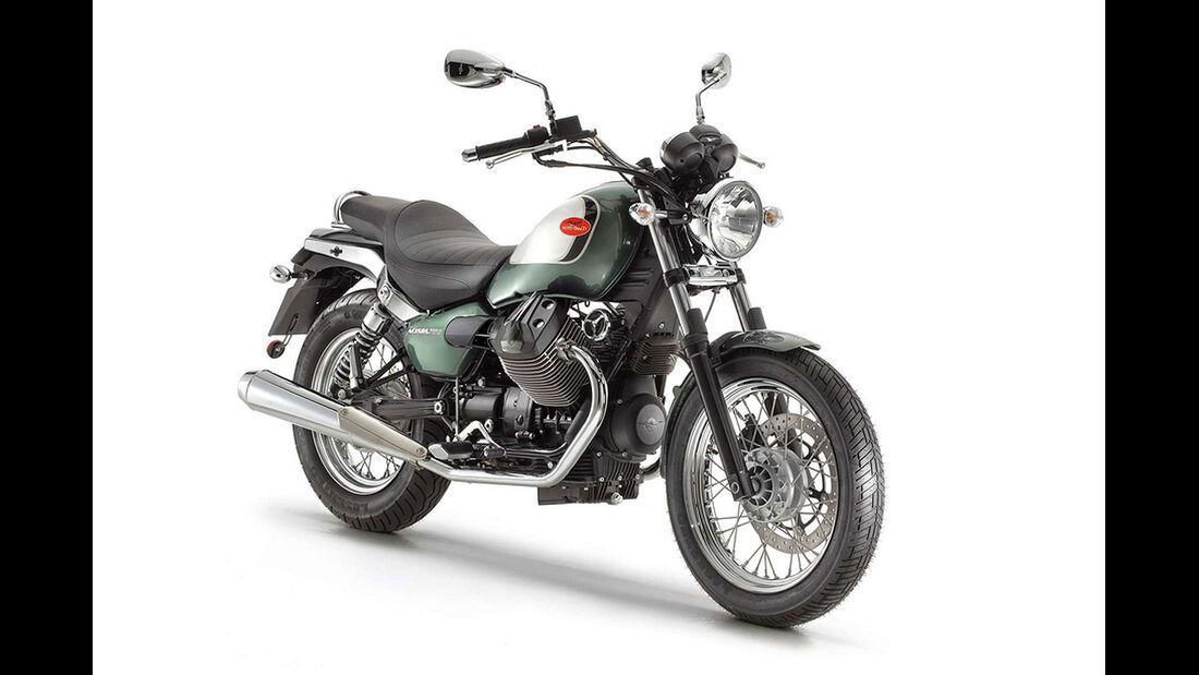 Motorrad 48 PS Moto Guzzi Nevada 750 Classic