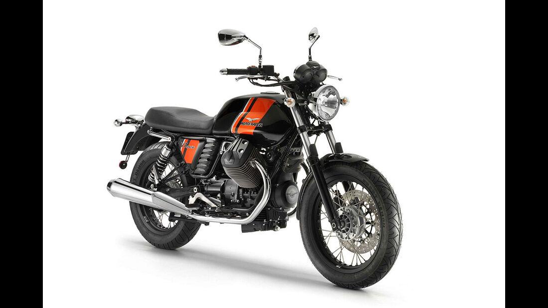 Motorrad 48 PS Moto Guzzi V7 Special