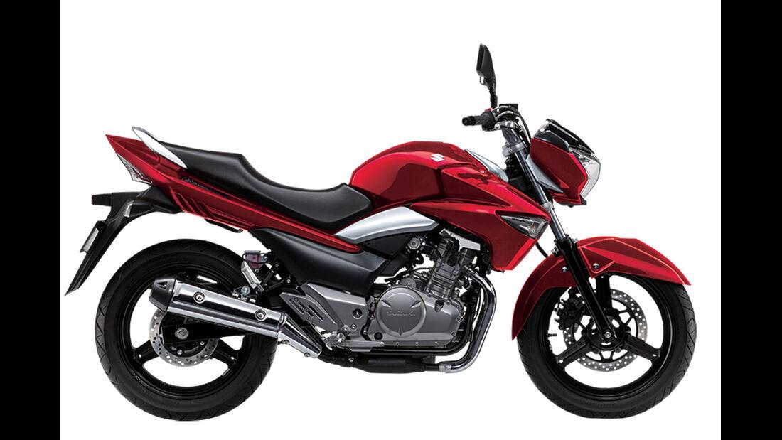Motorrad 48 PS Suzuki Inazuma 250