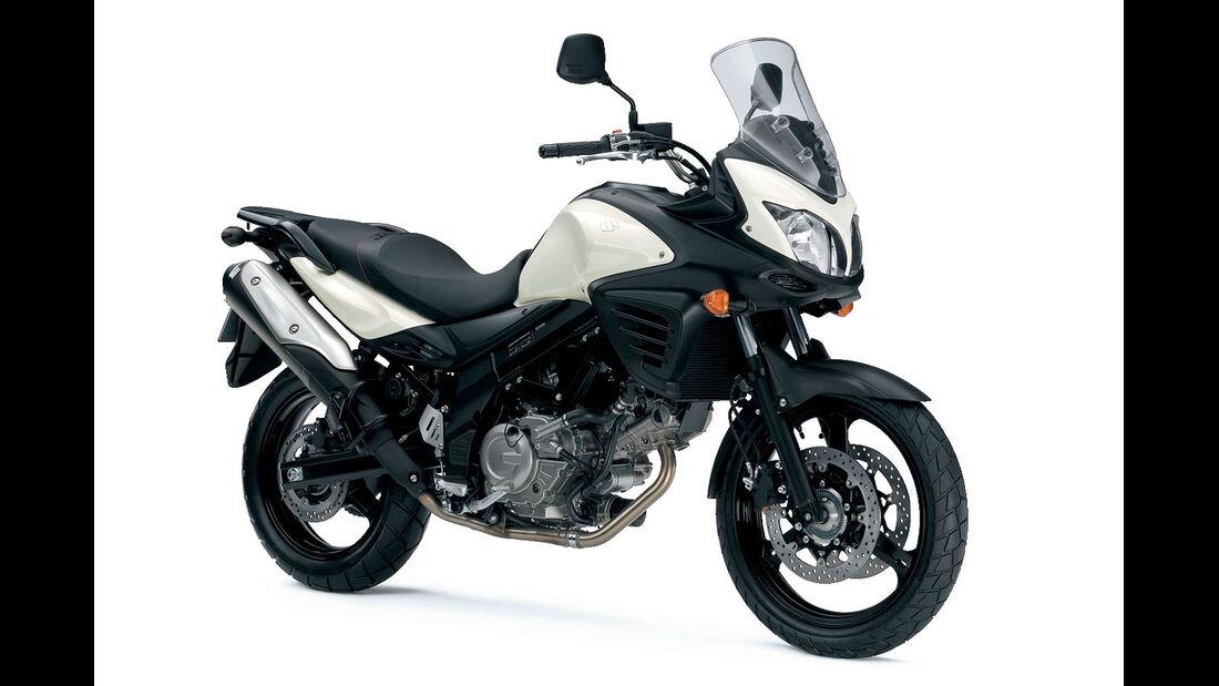 Motorrad 48 PS Suzuki V-Strom 650