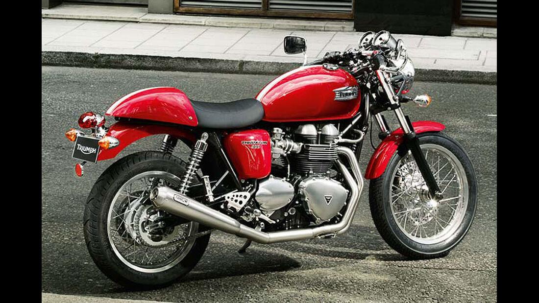 Motorrad 48 PS Triumph Thruxton