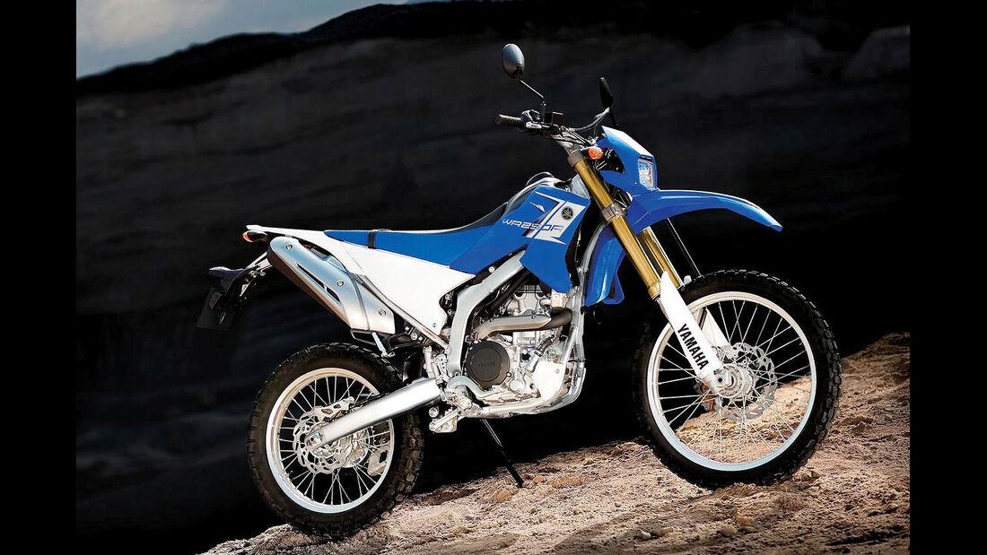Motorrad 48 PS Yamaha WR250R