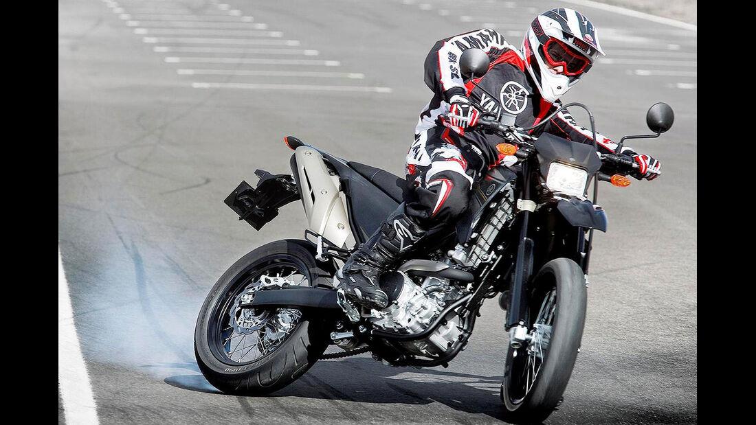 Motorrad 48 PS Yamaha WR250X