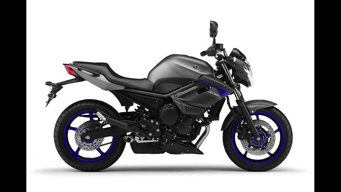 Motorrad 48 PS Yamaha XJ6 ABS