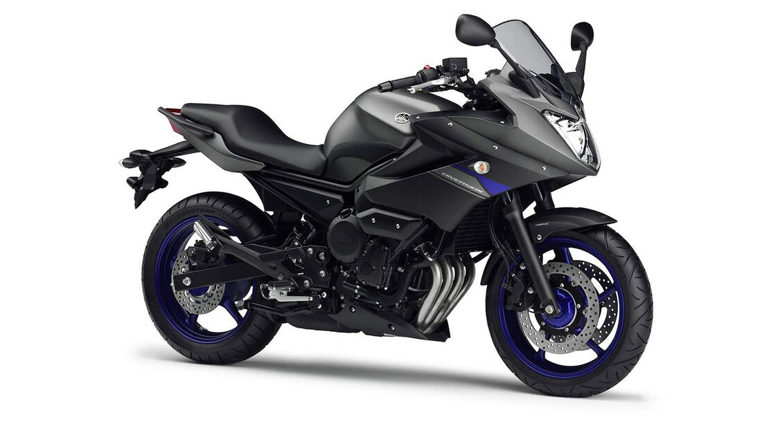 Motorrad 48 PS Yamaha XJ6 Diversion ABS