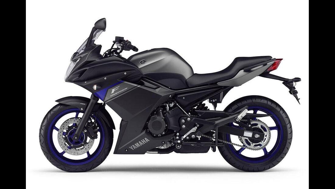 Motorrad 48 PS Yamaha XJ6 Diversion F ABS