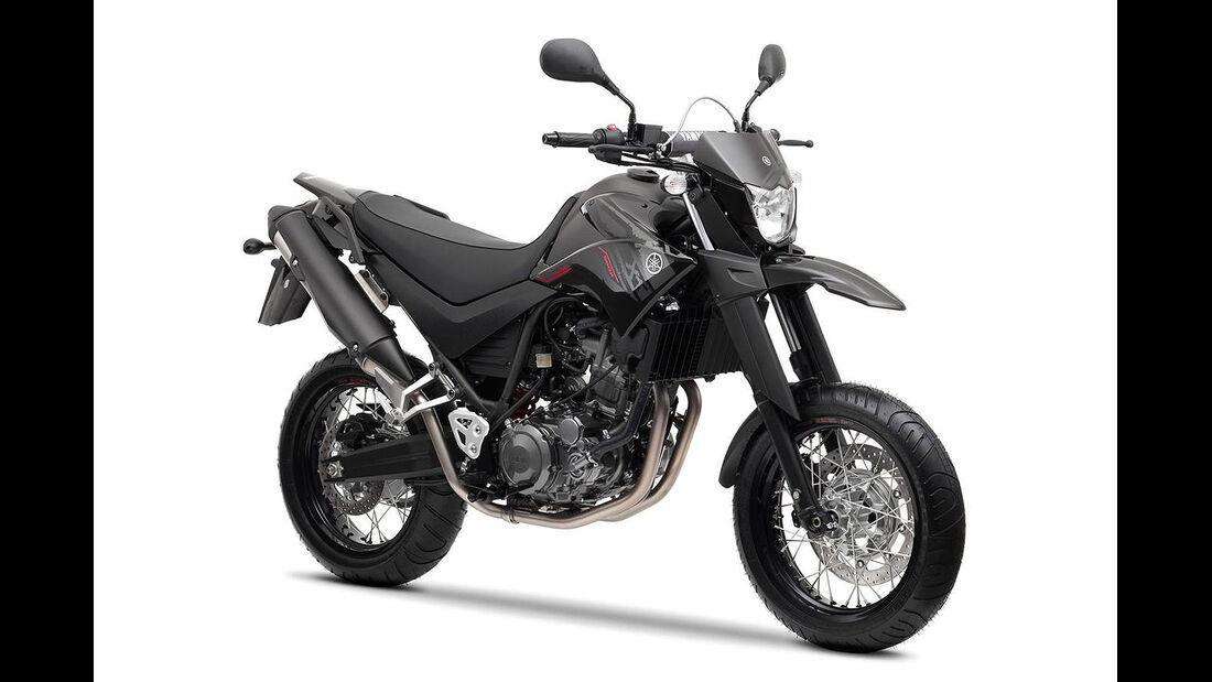 Motorrad 48 PS Yamaha XT660X