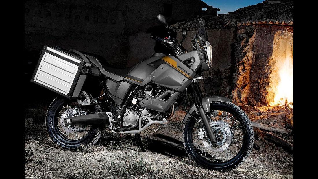Motorrad 48 PS Yamaha XT660Z Tenere