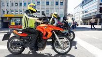 Motorrad, Fahrlehrer