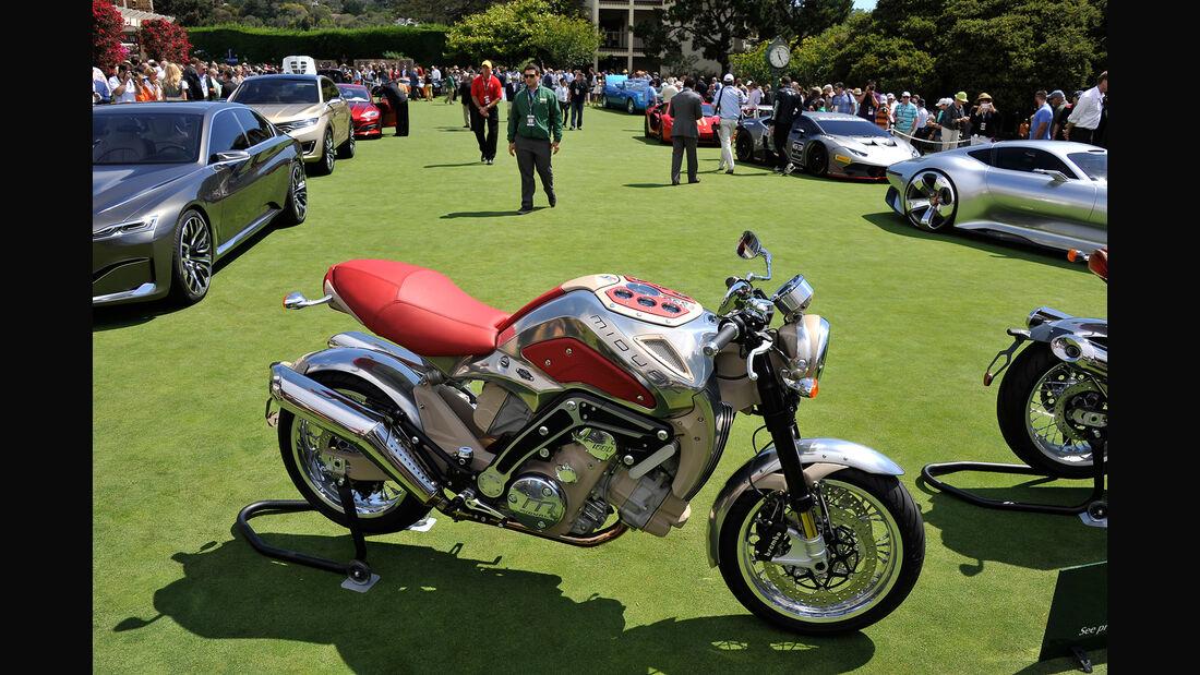 Motorrad - Pebble Beach 2014 - Pebble Beach Concours d'Élegance - 08/2014