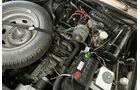 Motorraum des Renault 16