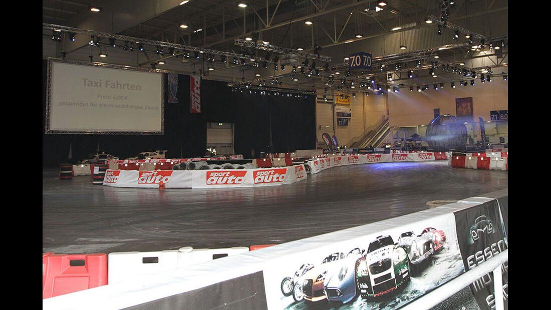 Motorsport-Arena Essen Motor Show 2034